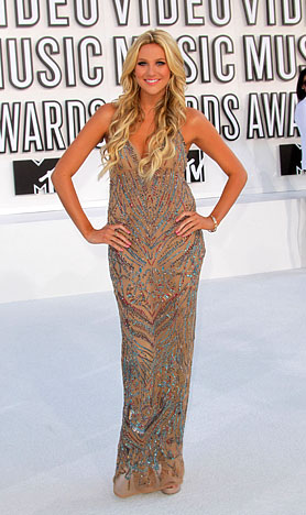 Stephanie Pratt VMA 2010 Hairstyle