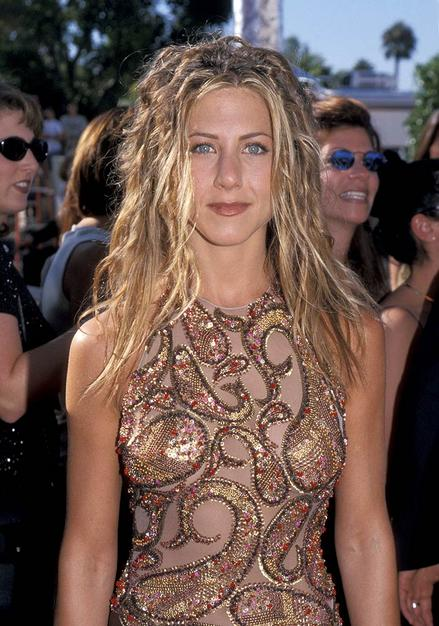 Jennifer Aniston Dreads Hairdo