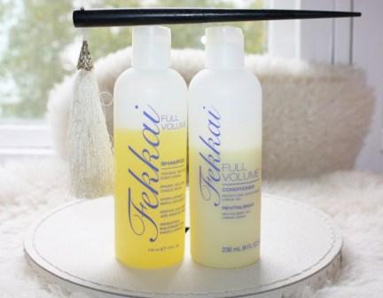 Frederic Fekkai full volume hair products