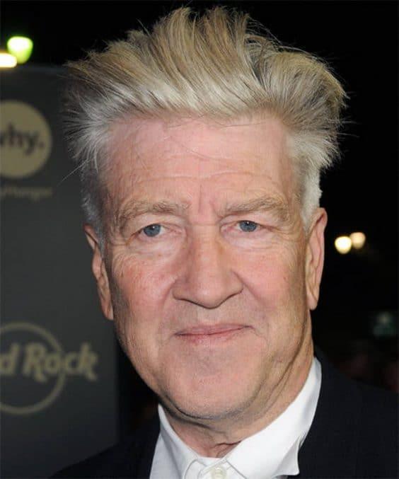Older Men's Hairstyle