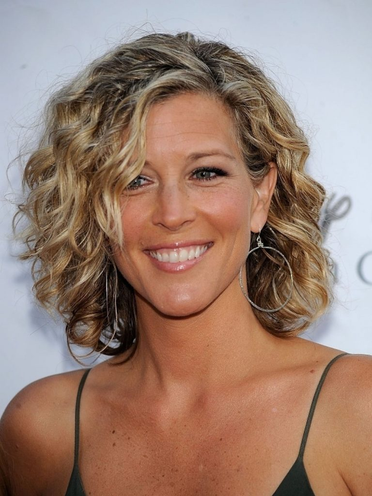 Best Curly Hairstyles for Women Over 50   Our Hairstyles