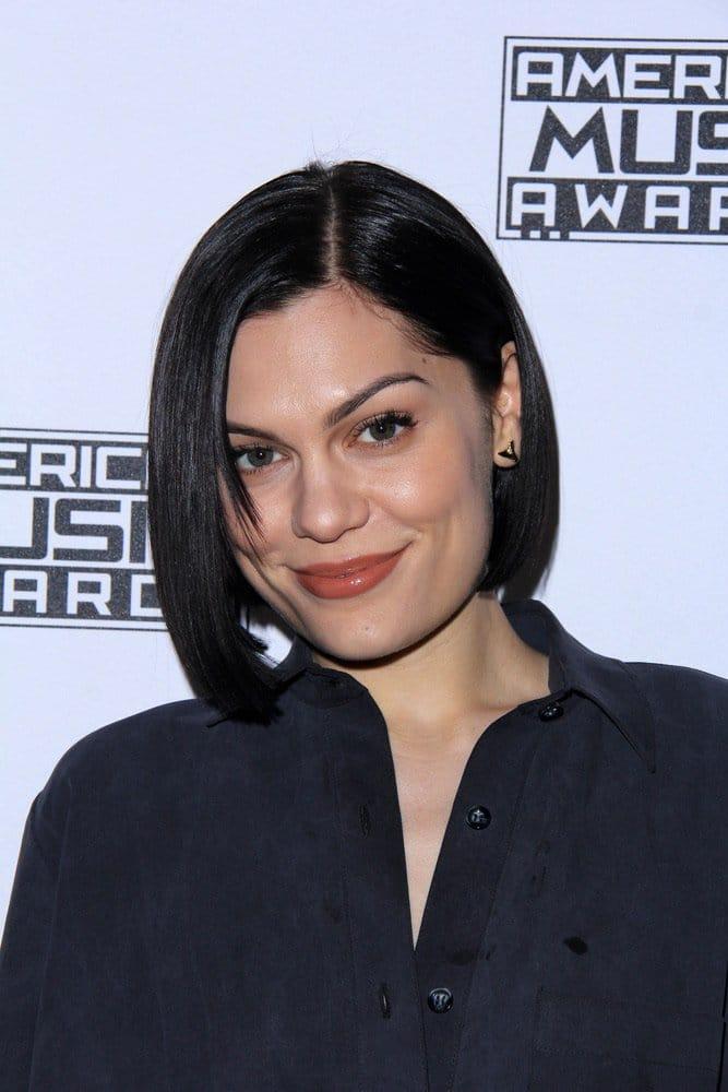 Jessie J short hair